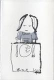 Good girls must... by Alice Leach, Artist Print, Drypoint