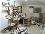 artist's studio by Alice Leach, Photography